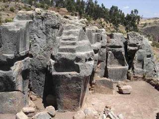 Roca sagrada de INKILLTAMBO
